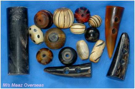 Buffalo horn scale from M/s Maaz Overseas