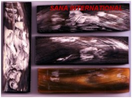 Buffalo horn scale from Sana International